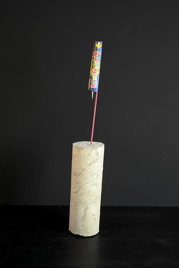 Trophée Entrepreneur edition kropf concrete firework