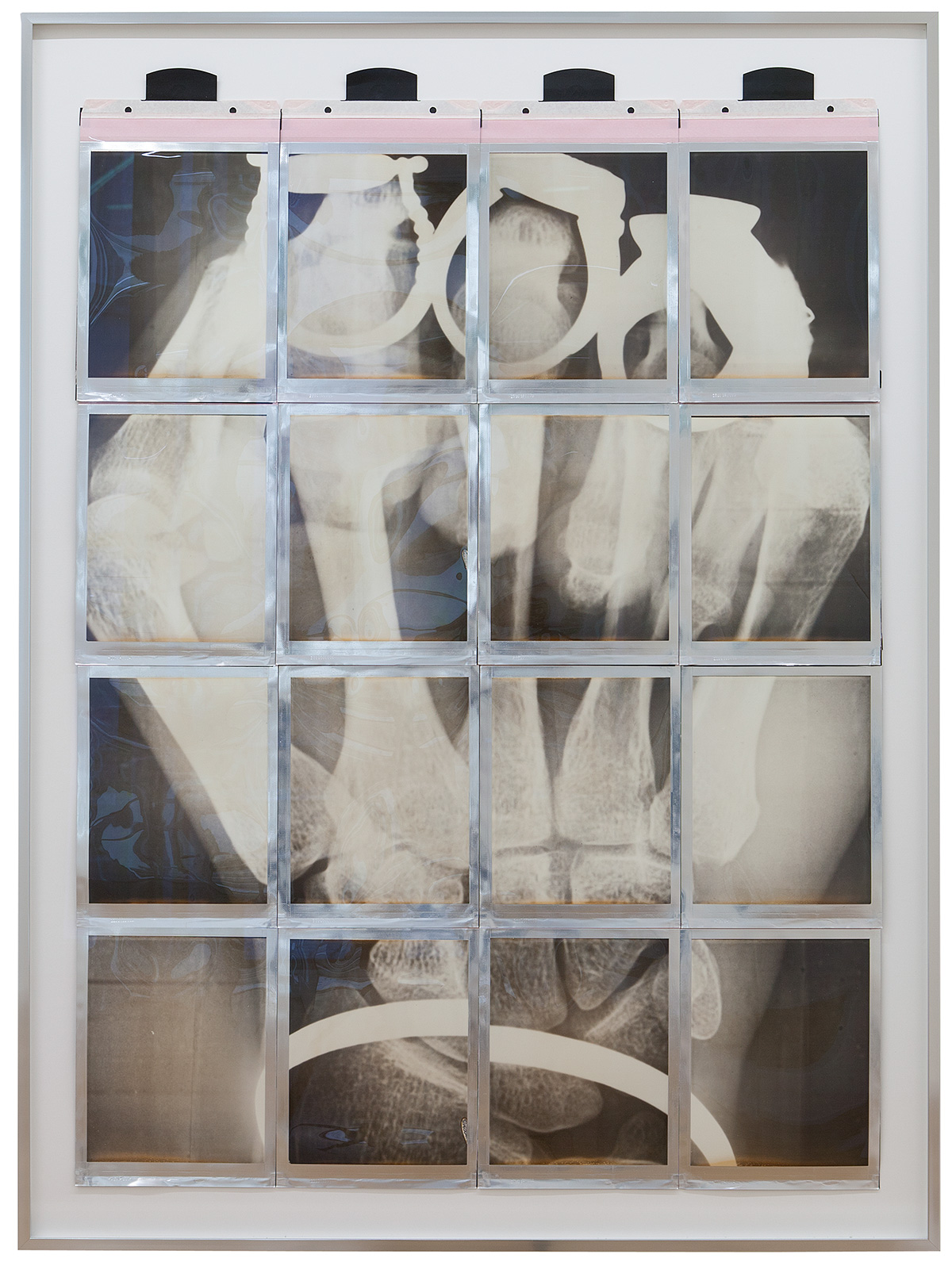 Beaudemont Macchia Aperta polaroid xray Artemis Fontana