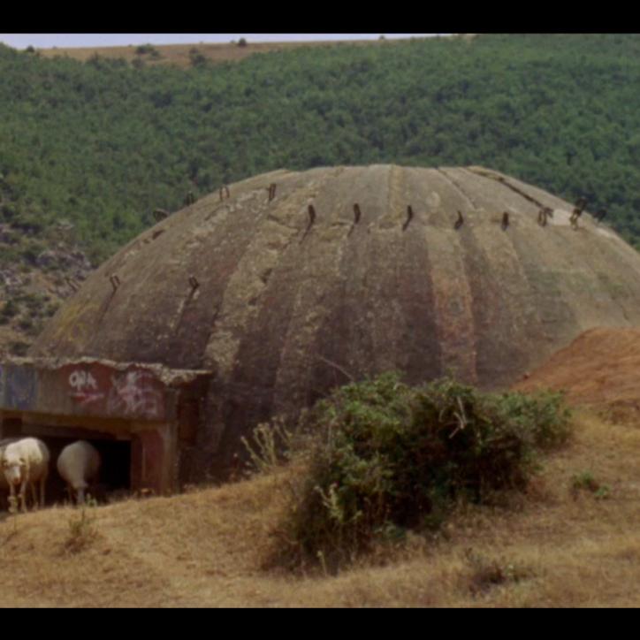 Beaudemont Incubatio video 16mm Antonioni Bini Bunker