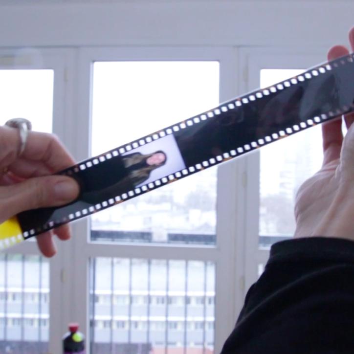 originale pauline beaudemont video polaroid spit fire